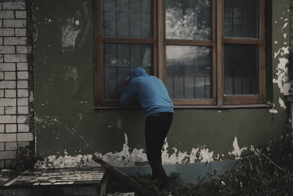 Wohnungseinbruch - Angst und Verlust auf netzperlentaucher.de