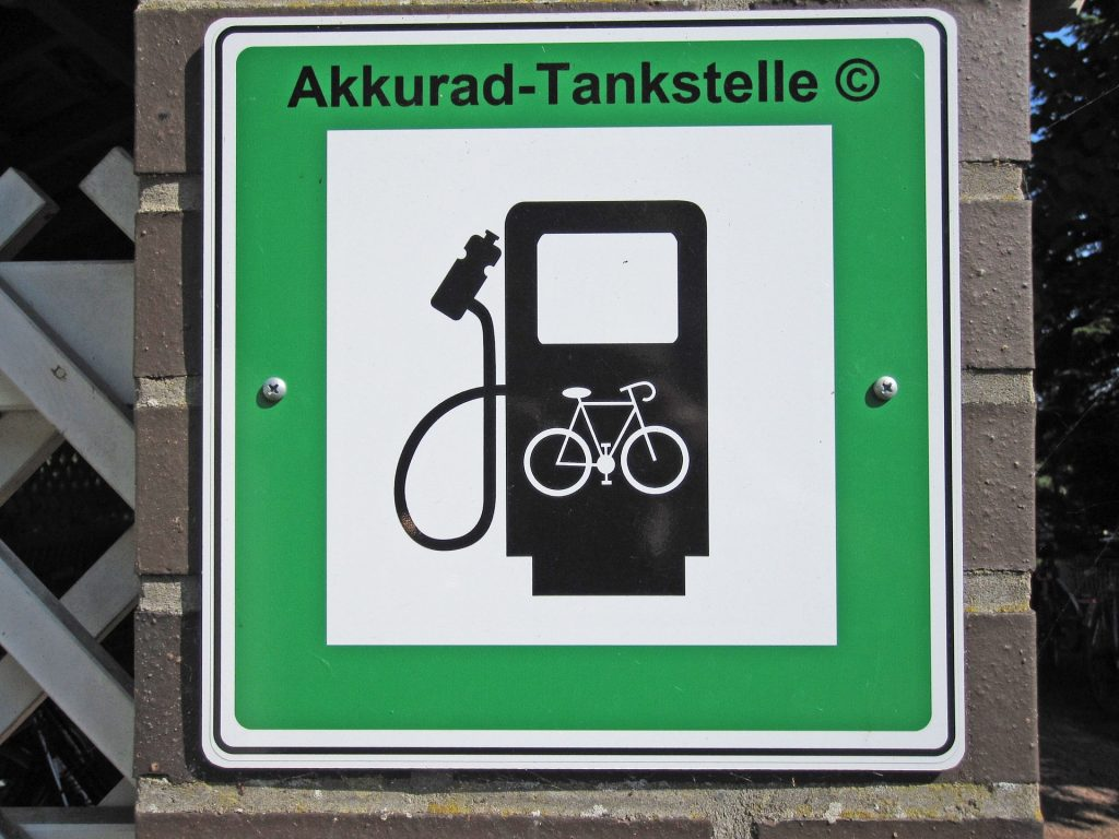 Wozu braucht man ein E-Bike? auf netzperlentaucher.de