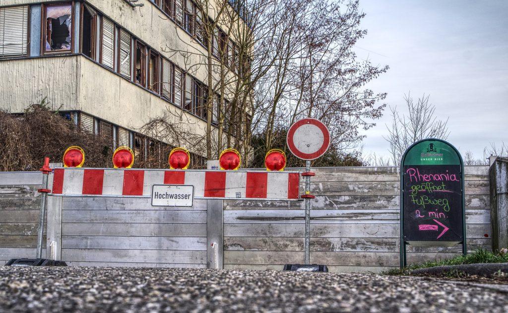 Was ist Absperrtechnik? auf netzperlentaucher.de